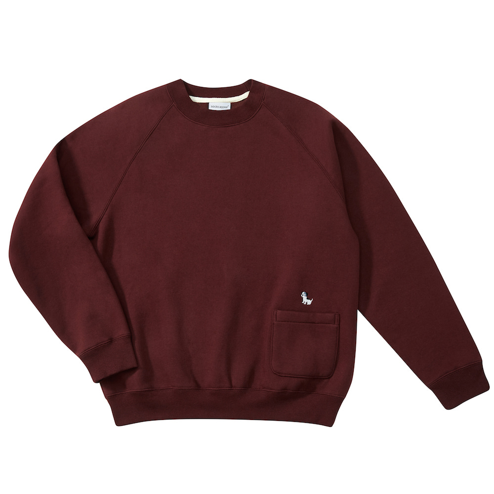 pocket sweatshirt badugee (50% OFF)