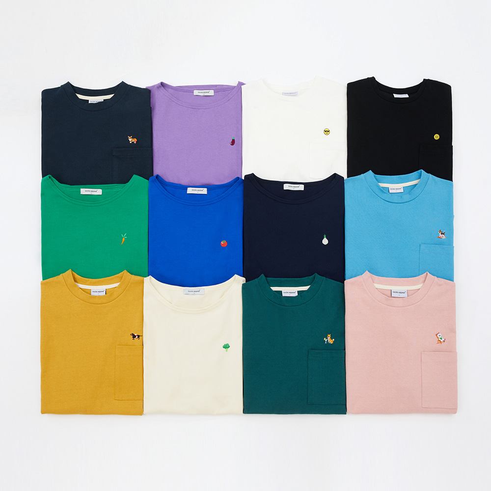 SUMMER T-SHIRTS SERIES