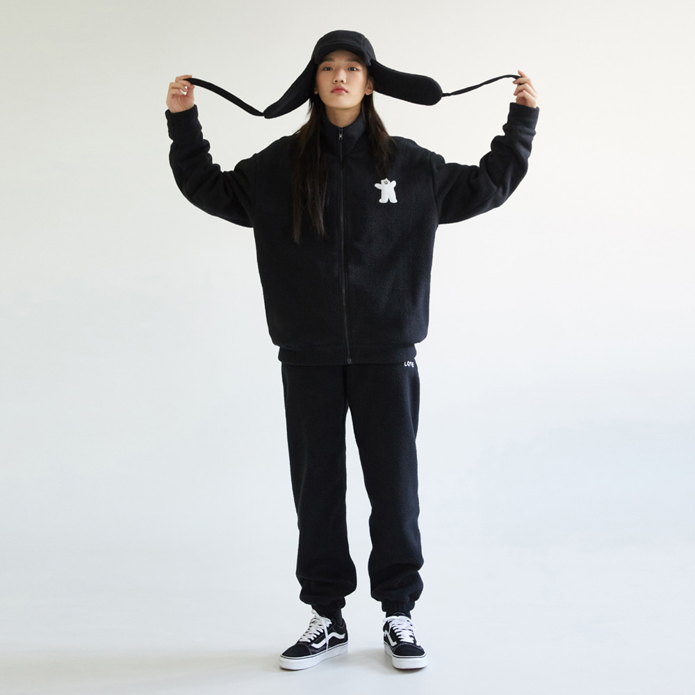 INAP fleece set (10% OFF)