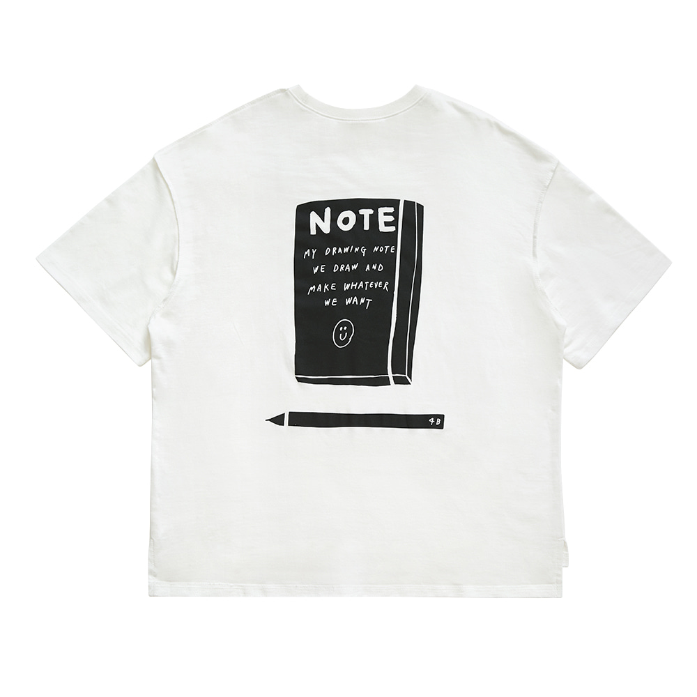 INAP t shirt note (EVENT 10% OFF)