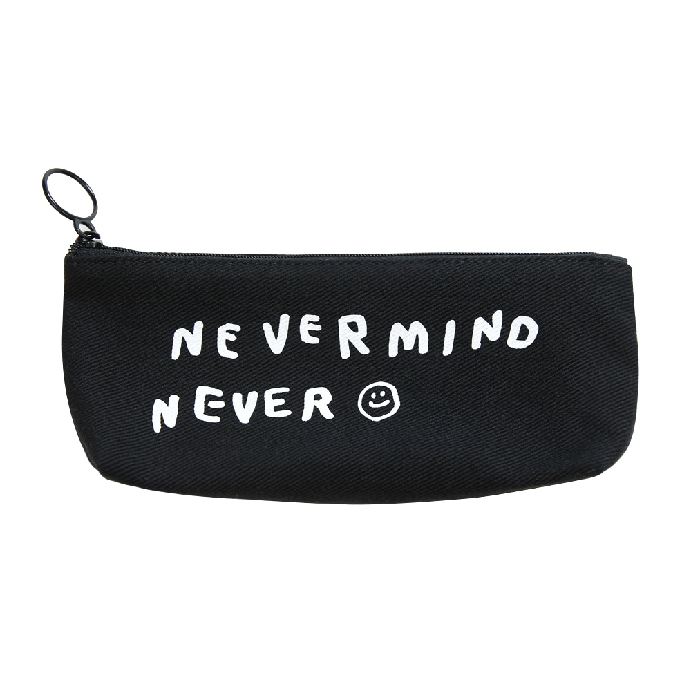 INAP pencil case nevermind