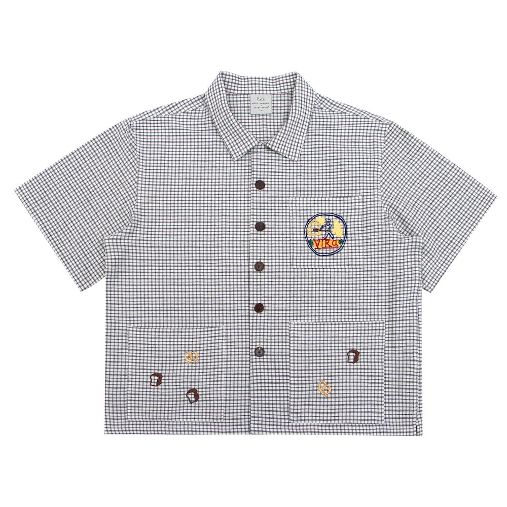 MOGU summer shirt bread