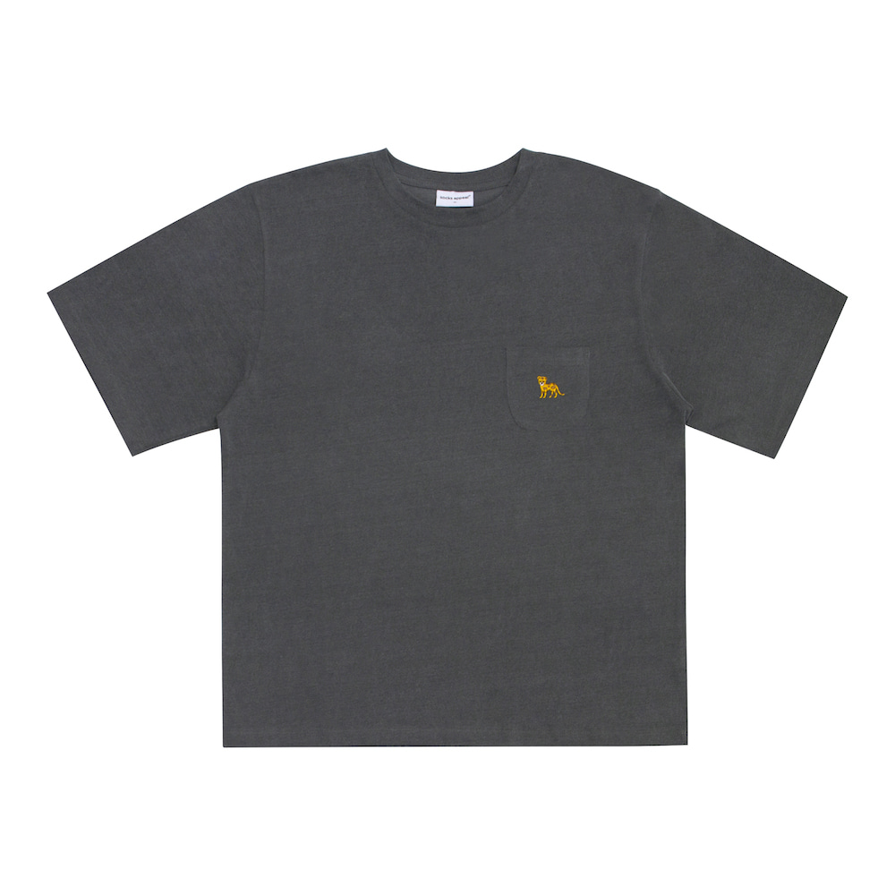 pocket T cheetah (30% OFF)