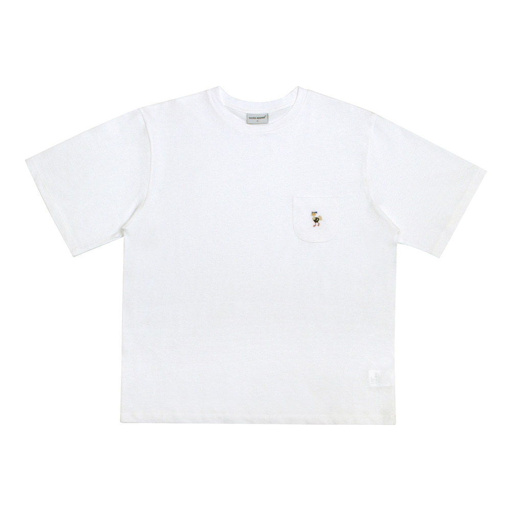 pocket T ostrich (30% OFF)